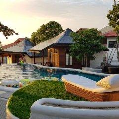 Отель Clear View Resort 3* Бунгало Делюкс с различными типами кроватей фото 30
