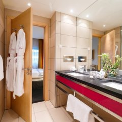 Гостиница Crowne Plaza Санкт-Петербург Аэропорт 4* Стандартный номер двуспальная кровать фото 12