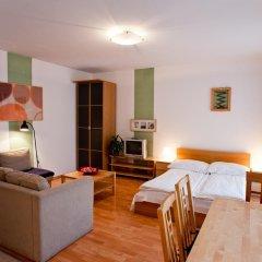 Апартаменты Agape Apartments Студия с различными типами кроватей фото 14