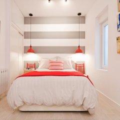 Отель Reina Sofia Ideal Мадрид комната для гостей фото 5