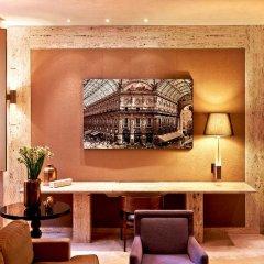 Отель Park Hyatt Milano 5* Президентский люкс с различными типами кроватей фото 5