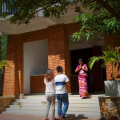 Отель Gamodh Citadel Resort Анурадхапура парковка