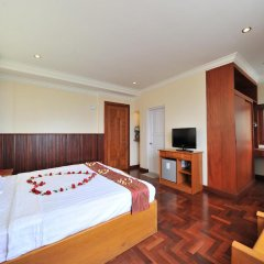 Ayarwaddy River View Hotel 3* Номер Делюкс с различными типами кроватей фото 2