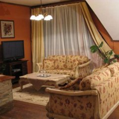Гостиница Гнездо Голубки Апартаменты с различными типами кроватей фото 11