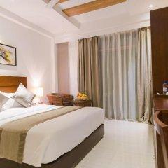 Hotel Ocean Grand at Hulhumale 4* Стандартный номер с различными типами кроватей фото 2