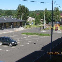 Апартаменты на Солнечной парковка