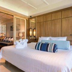 Отель Katathani Phuket Beach Resort 5* Люкс Премиум с различными типами кроватей фото 14