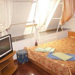 Гостиница Клеопатра Номер Бизнес с разными типами кроватей фото 11
