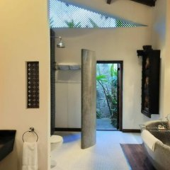 Отель Reef Villa and Spa Шри-Ланка, Ваддува - отзывы, цены и фото номеров - забронировать отель Reef Villa and Spa онлайн ванная