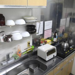 Tokyo Central Youth Hostel Токио в номере фото 2