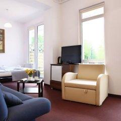 Отель Tenisowy Inn Стандартный номер с различными типами кроватей фото 28