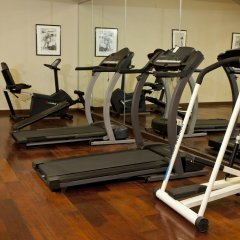 Black Bird Hotel фитнесс-зал