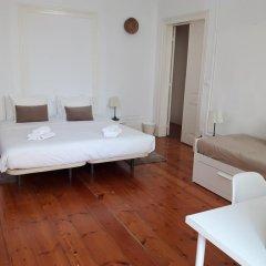 Отель Chalet D Ávila Guest House Лиссабон комната для гостей фото 4