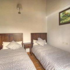 Отель Casa el Genal Хускар комната для гостей фото 3