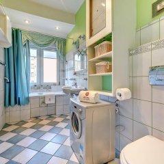 Апартаменты Royal Apartments - Apartament Sydney Сопот ванная