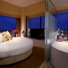 Отель Travelodge Harbourfront Singapore 4* Люкс с различными типами кроватей фото 11