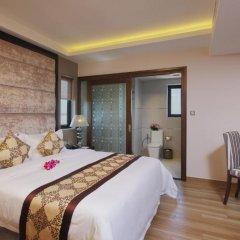 Athena Boutique Hotel 3* Номер Делюкс с различными типами кроватей фото 17