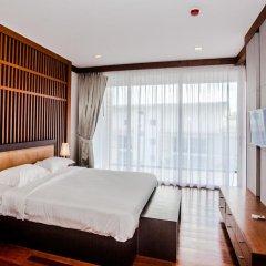 Отель Q Conzept сейф в номере