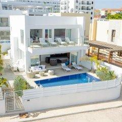 Отель Oceanview Villa 100 Кипр, Протарас - отзывы, цены и фото номеров - забронировать отель Oceanview Villa 100 онлайн фото 2