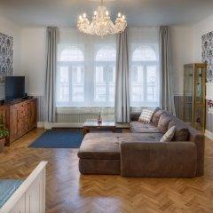 Отель Veleslavinova Apartment Чехия, Прага - отзывы, цены и фото номеров - забронировать отель Veleslavinova Apartment онлайн комната для гостей фото 3