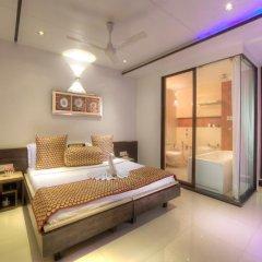 Отель Estrela Do Mar Beach Resort Гоа комната для гостей фото 4