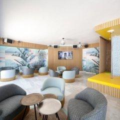Отель Apartamentos Sotavento - Только для взрослых интерьер отеля фото 3