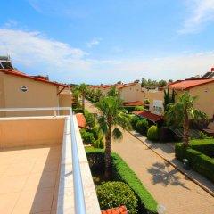 Отель Paradise Town - Villa Lisa Белек балкон
