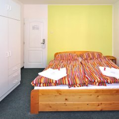 Ritchies Hostel & Hotel Стандартный номер с различными типами кроватей фото 5