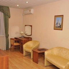 Hotel Lyuks 3* Стандартный номер с различными типами кроватей фото 3