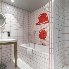 Отель Radisson Red Brussels 4* Стандартный номер фото 3
