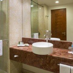 Отель Real Inn Guadalajara Expo 4* Номер Делюкс с различными типами кроватей фото 3