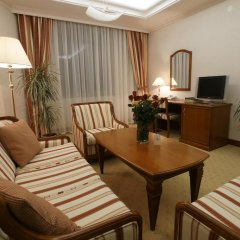 Гостиница Авалон 3* Люкс с разными типами кроватей фото 3