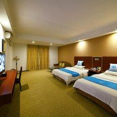 Qingyuan Baili Hotel 3* Номер Делюкс с различными типами кроватей