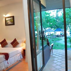 Отель Samui Honey Cottages Beach Resort 3* Номер Делюкс с различными типами кроватей фото 13
