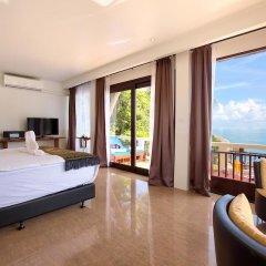 Отель Crystal Bay Beach Resort 3* Номер категории Премиум с различными типами кроватей фото 6