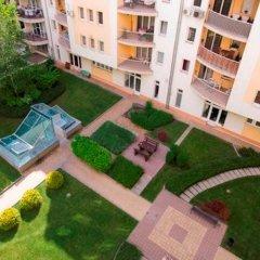 Отель Urban Life Guesthouse Венгрия, Будапешт - отзывы, цены и фото номеров - забронировать отель Urban Life Guesthouse онлайн балкон