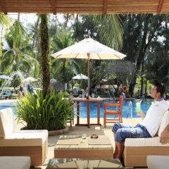 Отель Centara Koh Chang Tropicana Resort бассейн фото 2