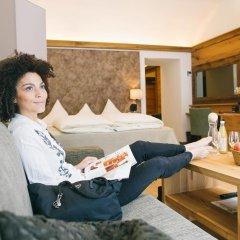 Hotel Klosterbraeu Зефельд в номере