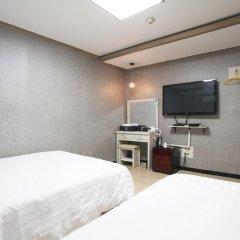 G Mini Hotel Dongdaemun 2* Стандартный номер с различными типами кроватей фото 6