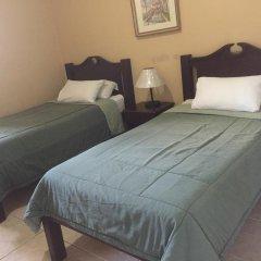 Hotel Casa de España La Ceiba 3* Стандартный номер с различными типами кроватей фото 5