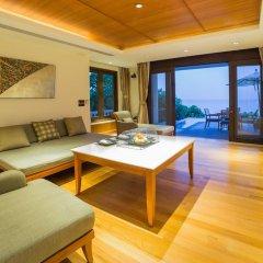Отель Trisara Villas & Residences Phuket 5* Вилла с различными типами кроватей фото 5