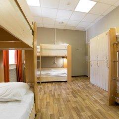 Patio Hostel Irkutsk Кровать в общем номере с двухъярусной кроватью фото 4
