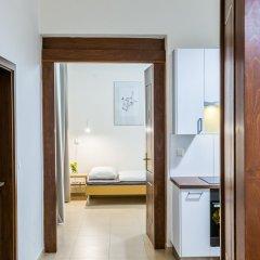 Апартаменты Bohemia Apartments Prague Centre Улучшенные апартаменты с различными типами кроватей фото 32