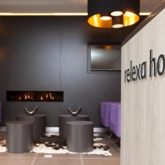 Отель RELEXA Мюнхен интерьер отеля