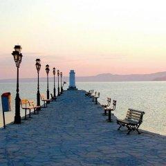 Отель Philoxenia Spa Hotel Греция, Пефкохори - отзывы, цены и фото номеров - забронировать отель Philoxenia Spa Hotel онлайн пляж
