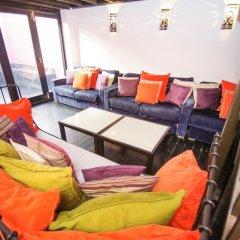 Отель Moroccan Riad балкон