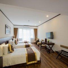 Thang Long Opera Hotel 4* Улучшенный номер с различными типами кроватей фото 5