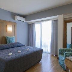 Hermes Hotel 3* Улучшенный номер с различными типами кроватей фото 3