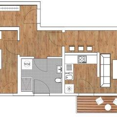 Отель Leipzig Apartmenthaus
