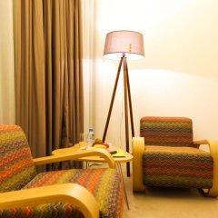 Smarts Hotel 3* Улучшенный номер с различными типами кроватей фото 11
